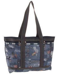 LeSportsac | Blue Travel Tote | Lyst