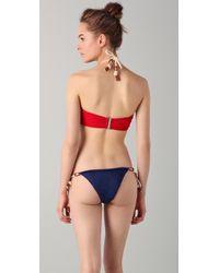 DSquared² | Red Keira Bikini | Lyst