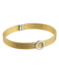 Charriol | Metallic Bangle Classique | Lyst