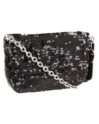 Juicy Couture | Black Northern Star Mini Bag | Lyst