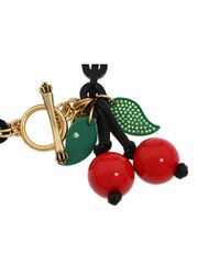 Juicy Couture Multicolor A Trip To Bountiful Cherry Bracelet