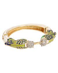 Juicy Couture | Multicolor Hummingbird Bracelet | Lyst