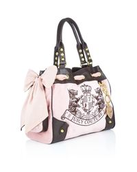 Juicy Couture Pink Daydreamer Bag