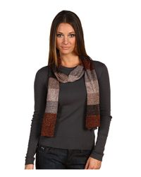 Marc By Marc Jacobs | Metallic Camino Lurex Scarf | Lyst
