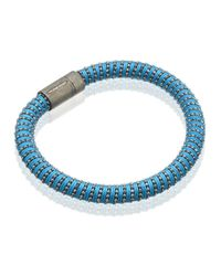 Carolina Bucci | Black Rose Gold Twister Bracelet | Lyst