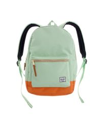 Herschel Supply Co. Green Herschel Supply Company® Two-tone Settlement Backpack