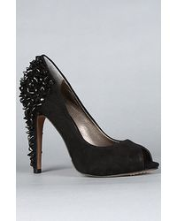 Sam Edelman | Black Shaelynn Leather Sandals | Lyst