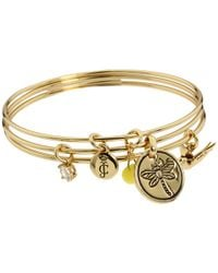 Juicy Couture - Metallic Coin Bangle Bracelet - Lyst