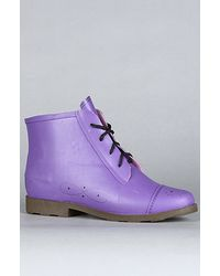 Jeffrey Campbell | The Rainy Day Boot in Purple | Lyst