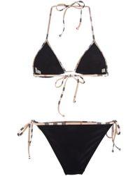 Burberry Brit Black Bikini