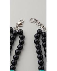 DANNIJO - Multicolor Ekat Necklace - Lyst