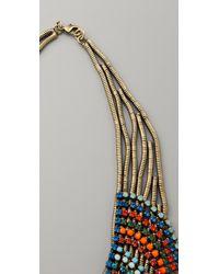 DANNIJO Multicolor Galapagos Necklace