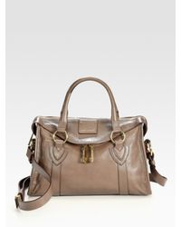Marc Jacobs - Gray Small Fulton Bag - Lyst