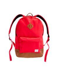 Herschel Supply Co. Red Herschel Supply Company® Heritage Backpack