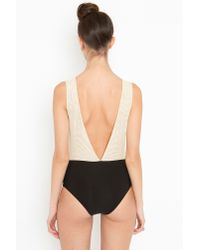 Nasty Gal - White X Rated Bodysuit - Lyst