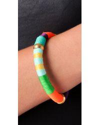 Holst + Lee - Multicolor Color Block Bracelet - Lyst
