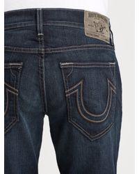 True Religion   Blue Danny Bootcut Jeans for Men   Lyst