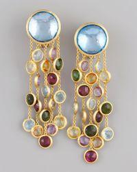 Marco Bicego Blue Jaipur Multicolor Earrings