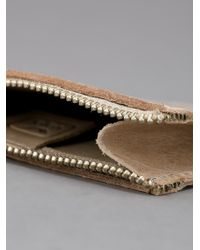 Veja Natural Zippe Wallet for men