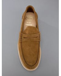Church's Green Pembrey Loafer for men