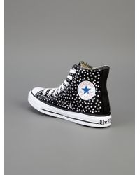 Converse Black Diamond Ltd Edition High Top Sneaker