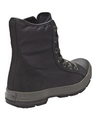 Converse Black Outsider Padded Boot for men