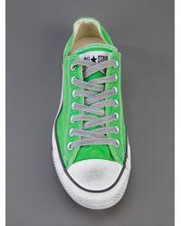 Converse Green All Star Emerald Smoke Sneaker for men