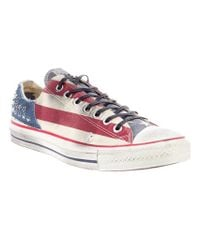 Converse Natural All Star Us Flag Sneaker for men