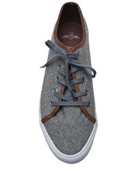 Creative Recreation Gray Kaplan Wool Shoe for men