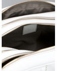 Dolce & Gabbana White Holdall Bag