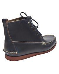 Eastland Blue Seneca Mocc Boot for men