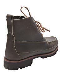 Eastland Green Kenebunk Lug Sole Boot for men