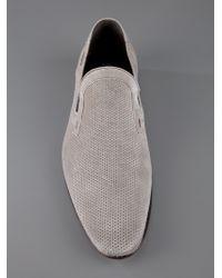 Fabi Gray Car Shoe for men
