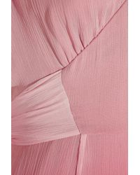 Lucy In Disguise   Pink The Claret Dress   Lyst