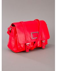 Marc By Marc Jacobs Shock Red Bag