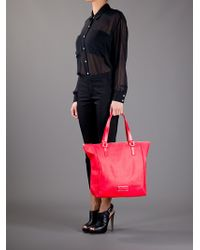 Marc By Marc Jacobs Red Tote Bag