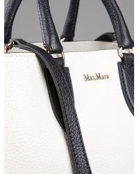Max Mara White Nepeta Bag