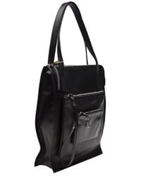 Opening Ceremony Black Pull Apart Purse