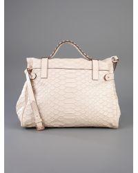 Mulberry Natural Alexa Bag