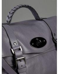 Mulberry Gray Alexa Bag