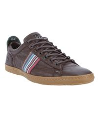 Paul Smith Brown Osmo Shoe for men
