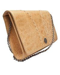 Sedgwick Natural Georgia Shoulder Bag