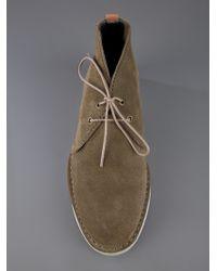Swear Natural Desert Boot. for men