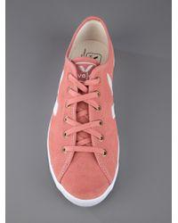 Veja Pink Taua Sneaker for men