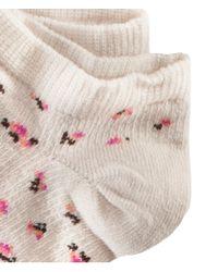 H&M Gray 4pack Ankle Socks