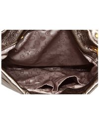 Marc By Marc Jacobs - Hillier Metallic Hobo - Lyst