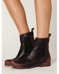 Free People Brown Mick Boot