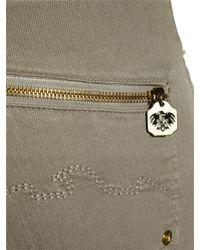 Bastyan Brown Skinny Jeans Taupe
