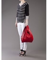 Cast Of Vices Red Thank You Medium Shopper