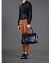 Chloé Black Diane Bag